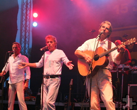 """Die Bläck Fööss sind eine der erfolgreichsten Gruppen der Kölner Mundart-Szene. Auch bei """"Jeck sin, lache, Musik mache"""" sind sie Stammgäste. Foto: Wochenspiegel/pp/Agentur ProfiPress"""