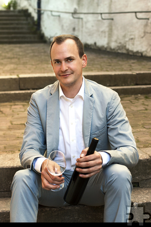 """Konstantin Baum ist der fünfte Deutsche und der weltweit Jüngste, der künftig den Titel """"Master of Wine"""" tragen darf. Bisher gibt es weltweit nur 312 Weinexperten, die diese schwere Prüfung bestanden haben. Bild: Privat/pp/Agentur ProfiPress"""