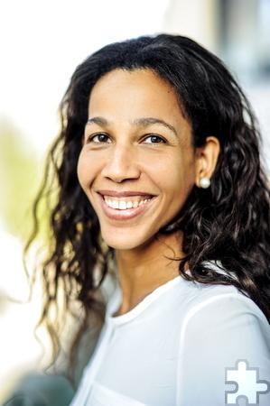 Im Alter von 38 Jahren erfuhr die Afro-Deutsche Jennifer Teege per Zufall, dass der NS-Scherge Amon Göth ihr Großvater ist. Foto: Thorsten Wulff