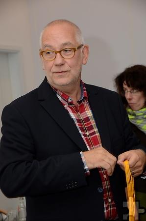 """Ferdinand Balke hatte eine klare Botschaft an die Teilnehmer seines Seminars zum Qualitätsmanagement: """"Kunden kaufen keine Produkte, sondern ein gutes Gefühl."""" Foto: Manfred Lang/pp/Agentur ProfiPress"""