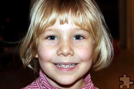 Die fünfjährige leukämiekranke Lara aus dem benachbarten Rhein-Erftkreis sucht dringend einen Stammzellenspender. Die  Typisierungsaktion am 23. November in Hellenthal findet deshalb für Lara statt. Foto: privat/pp/Agentur Profipress