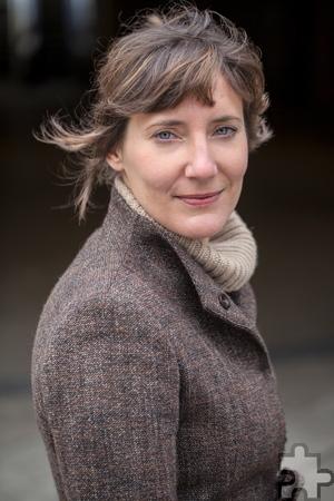 """Julia Trompeter liest am Donnerstag, 20. November, um 19.30 Uhr, aus ihrem Debütroman """"Die Mittlerin"""". Foto: Peter Susewind"""