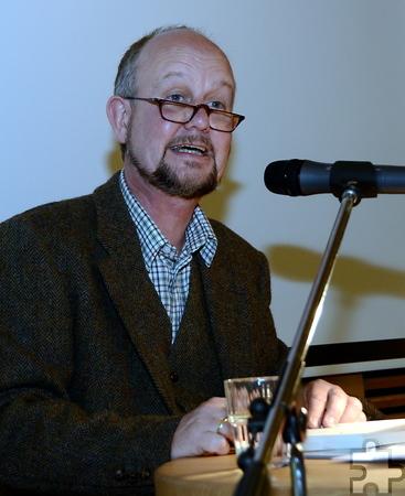 Ralf Kramp wurde von seinen Fans auf der Eifeler Buchmesse regelrecht gefeiert.  Foto: Manfred Lang/pp/Agentur ProfiPress