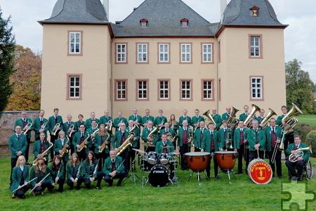 Der Musikverein St. Martin Eicks lädt Musikfreunde am Sonntag, 22. März, zum Frühlingskonzert mit neuen Liedern. Foto: Veranstalter/pp/ProfiPress