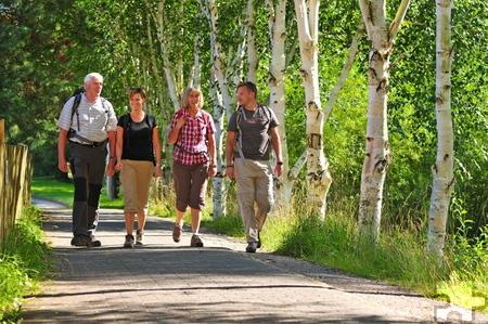 Nicht zuletzt der Nationalpark Eifel lockt zahlreiche Übernachtungsgäste in die Region. Foto: Nordeifel Tourismus GmbH/ pp/Agentur ProfiPress