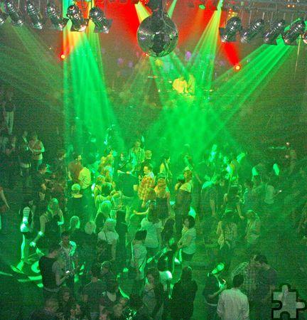 """Genau der richtige Ort für das """"Saturday Night Fever"""": In der TON-Fabrik steigt am Samstag, 21. März, ab 21 Uhr wieder eine Ü30-Party. Foto: Paul Düster/pp/ProfiPress"""