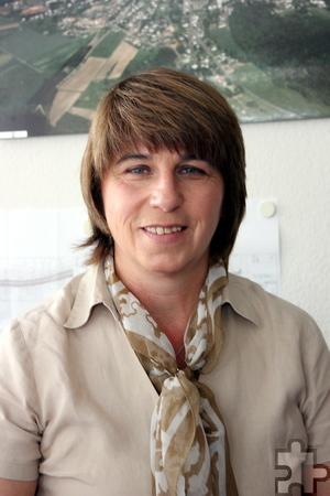 Die Kaller Flüchtlingshilfe wird koordiniert von Dorothea Muysers. Foto: Alice Gempfer/pp/Agentur ProfiPress