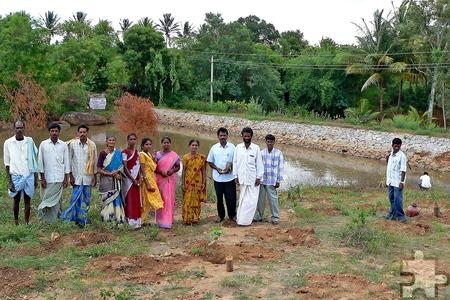 """Die Eifeler Brunnenhilfe Indien engagiert sich seit vielen Jahren in Indien (Archivfoto). Mit ihrem aktuellen, neunten Projekt wird sie erstmals ganz im Osten aktiv, wo die """"Adivasi"""", eine Gruppe von Ureinwohnern, leben. Archivfoto: Privat/pp/Agentur ProfiPress"""
