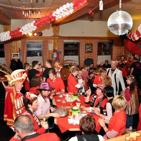 Der Karnevalsverein ist der Verein, der den Veranstaltungs-Saal am meisten vermissen würde. Er würde quasi heimatlos. Foto: Reiner Züll/pp/Agentur ProfiPress