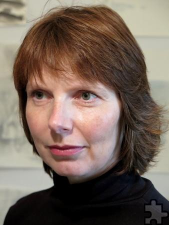 Die Eifelerin Heidrun Baumann gibt einen Einblick in Ihr Werk mit verschiedenen Arbeiten und Techniken.