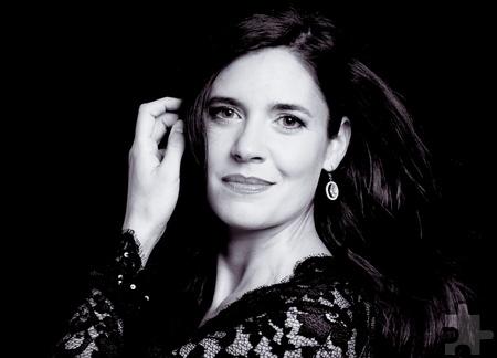 """Solokünstlerin Alexandra Thomas ist als Mezzosopran in der Aufführung """"Misa a Buenos Aires"""" zu hören. Foto: Veranstalter"""