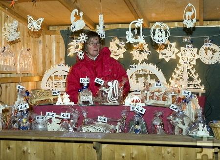 Am ersten Adventswochenende, 28. und 29. November, findet an der Kakushöhle ein Weihnachtsmarkt in ganz besonderer Atmosphäre statt. Archivfoto: pp/Agentur ProfiPress