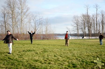 An dieser Stelle sollen im Frühjahr sechs Winterlinden gepflanzt und der Kunstbaum errichtet werden. Alles wird von einer herzförmigen Trockenmauer umgeben. Foto: Sarah Winter/pp/Agentur ProfiPress