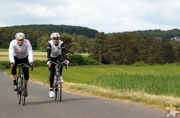 Die Radtouren mit Strecken zwischen 48 und 206 Kilometern Länge führen am Samstag, 28. Mai, auch durch mehrere Ortschaften der Stadt Mechernich. Foto: Ralf Ernst/pp/Agentur ProfiPress