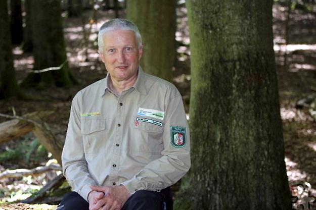 Dr. Michael Röös ist der neue Leiter des Nationalparks Eifel. Foto: A. Simantke/Nationalparkverwaltung Eifel/pp/Agentur ProfiPress