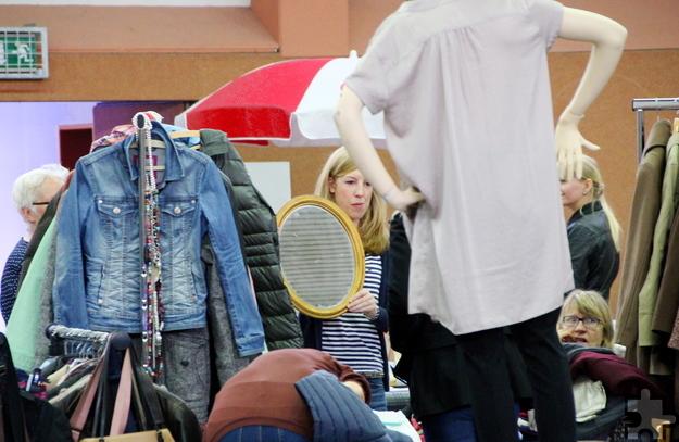 Im August beginnt die Anmeldefrist für den 12. Mechernicher Frauenflohmarkt. Foto: Privat/pp/Agentur ProfiPress
