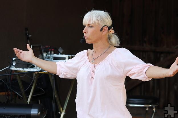 """""""Frei wie ein Vogel"""": Körper- und Gesprächstherapeutin Felicitas Scholz möchte mit ihren Zuhörern über das Thema """"Freiheit"""" sprechen. Archivfoto: Steffi Tucholke/pp/Agentur ProfiPress"""