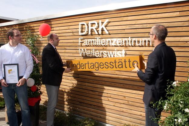 Aus der Kindertagesstätte wird das Familienzentrum des Roten Kreuzes in Weilerswist-Süd. Foto: Steffi Tucholke/pp/Agentur ProfiPress