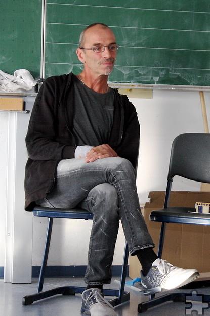 Harald Mießeler hat sich die Aufklärung über die Spielsucht zu seiner Lebensaufgabe gemacht. Foto: Steffi Tucholke/pp/Agentur ProfiPress