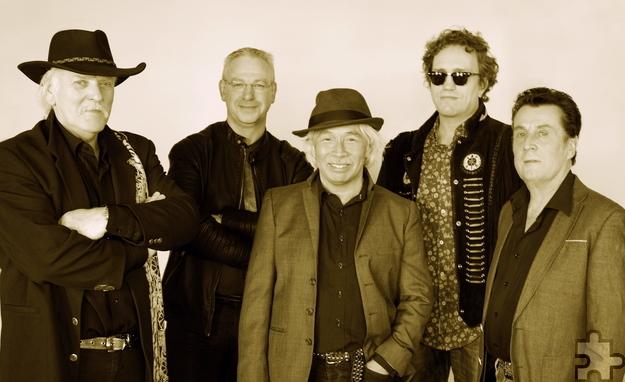 """Wie es der Name schon verspricht, wird es beim Konzert mit der holländischen Band """"Bluesbreakers"""" am Freitag, 14. Oktober im Lorbacher Dorfgemeinschaftshaus Blues satt geben. Foto: Privat/pp/Agentur ProfiPress"""
