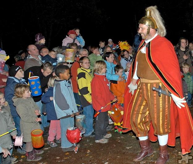 Traditionell steht der November bei Familien mit Kindern ganz im Zeichen der Martinsumzüge. Foto: Felix Lang/pp/Agentur ProfiPress