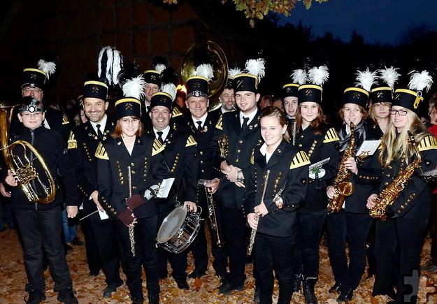 Die Bergkapelle Mechernich spielt beim Herbstkonzert am 23. Oktober die schönsten Musical-Melodien. Foto: Privat/pp/Agentur ProfiPress