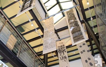 Die aktuelle Ausstellung im KunstForumEifel Gemünd dauert noch bis Ende Februar. Foto: Kerstin Wielspütz/Stadt Schleiden/pp/Agentur ProfiPress
