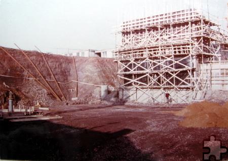 1966 war Baubeginn für den bis heute geheimnisumwitterten ehemaligen Bunker, der am Neujahrstag besichtigt werden kann. Foto: bunker-doku.de/pp/Agentur ProfiPress