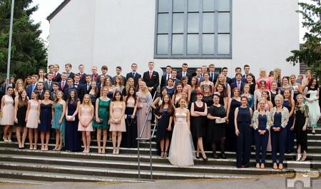 87 Abiturienten erhielten im Sommer ihr Reifezeugnis. Foto: Bernhard Karst/pp/Agentur ProfiPress