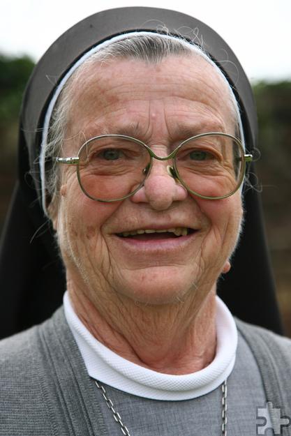 Missionsschwester Jutta. Foto: pp/Agentur ProfiPress