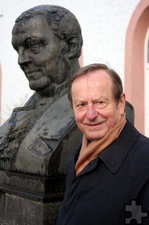Armin Ahrendt ist Vorsitzender der Friedrich Joseph Haass Gesellschaft, die medizinische Hilfsprojekte unterstützt. Foto: Steffi Tucholke/pp/Agentur ProfiPress