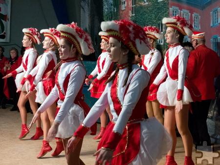 Beim karnevalistischen Frühschoppen der IG Lorbacher Karneval zeigen auch wieder Garden ihr Können. Foto: Privat/pp/Agentur ProfiPress