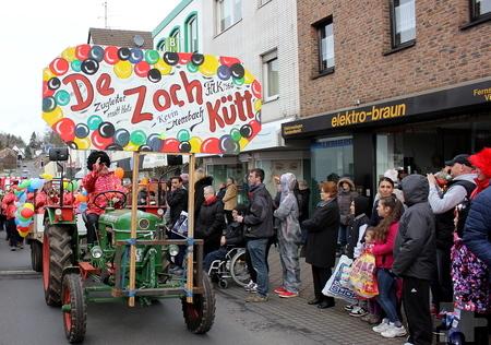 """""""De Zoch kütt"""" heißt es auch in diesem Jahr wieder in der Stadt Mechernich. Archivfoto: Alice Gempfer/pp/Agentur ProfiPress"""