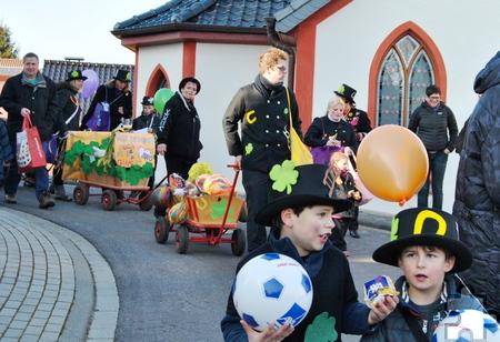Die Awo-Kita Bergheim veranstaltet am Freitag, 24. Februar, 15 Uhr, ihren Kinderkarnevalszug. Archivfoto: Renate Hotse/pp/Agentur ProfiPress