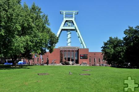 Das Deutsche Bergbau-Museum eröffnet den Besuchern Einblicke in die Welt des Bergbaus. Foto: Stadt Bochum/pp/Agentur ProfiPress