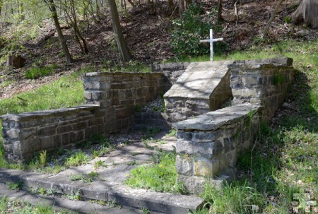 So sah das Denkmal vor Beginn der Arbeiten aus. Foto: Manfred Lang/pp/Agentur ProfiPress