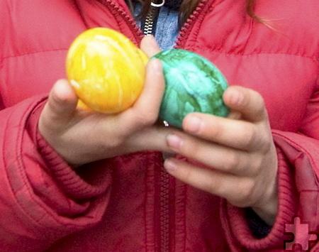 Die Ostereiersuche gehört für Kinder zum Fest dazu. Archivfoto: pp/Agentur ProfiPress