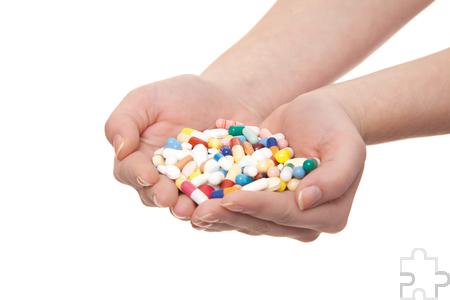 """Zu viele Medikamente gegen unterschiedliche Krankheiten bergen Risiken. Darüber informiert jetzt ein """"Mechernicher Seminar"""". Foto: Veranstalter/pp/Agentur ProfiPress"""