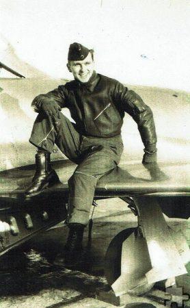 Taiku Güttler als Pilot